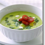 Chilled Avocado Soup