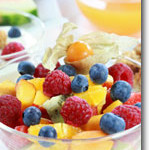 Berry Mango Fruit Salad