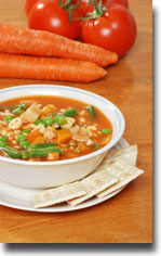 Chunky-Vegetable-Soup