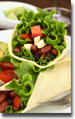 Kidney-Bean-Burrito