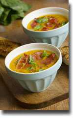 Melon-soup