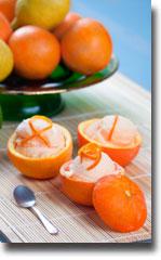 Orange-Sorbet