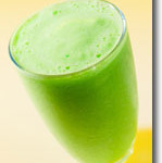 Spinach Orange Smoothie