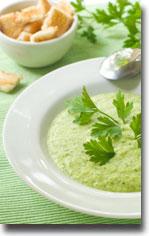 basil-soup