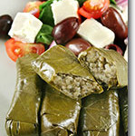Greek Dolmades