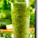 Orange Kale Protein Drink