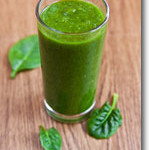 Citrus Flax Green Smoothie