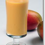 Creamy Mango Smoothie