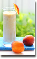 nectarine-smoothie