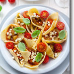 Pasta Shells With Veggies