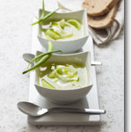 Clear Leek Soup
