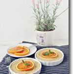 Rustic Orange Tarts